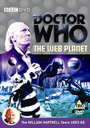 Doctor Who - The Web Planet - v originálním znění bez CZ titulků - DVD /plast/