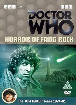 Doctor Who - Horror of Fang Rock - v originálním znění bez CZ titulků - DVD /plast/