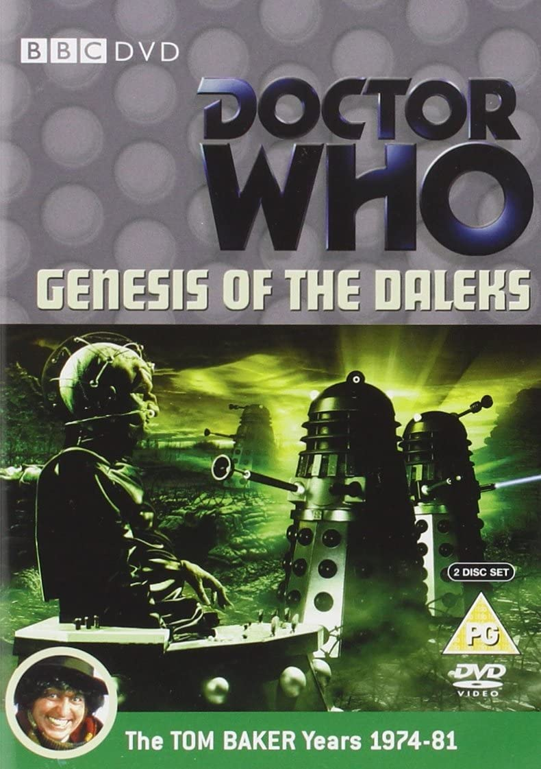 Doctor Who - Genesis of the Daleks - v originálním znění bez CZ titulků - 2xDVD /plast/