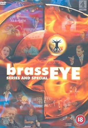 Brass Eye - Series and Special - v originálním znění bez CZ titulků - DVD /plast/