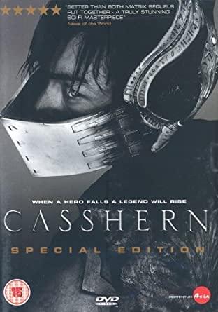 Casshern - Special Edition - v originálním znění bez CZ titulků - 2xDVD /plast/