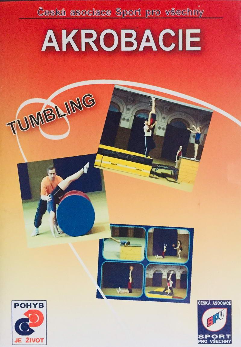Akrobacie - Tumbling - DVD /plast/