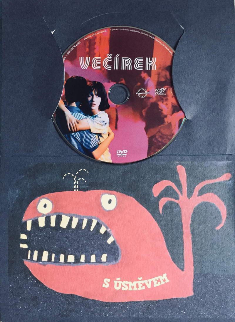 Večírek - DVD /dárkový obal/