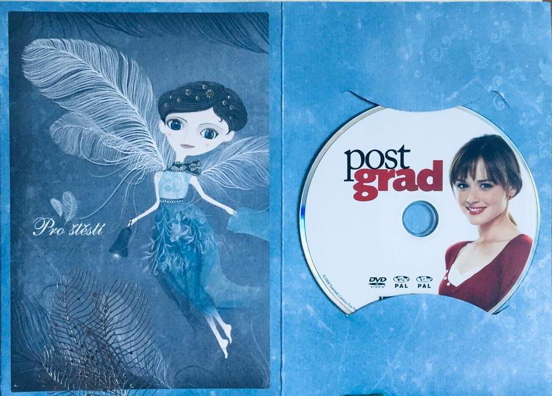 Post Grad / Absolventka - DVD /dárkový obal/