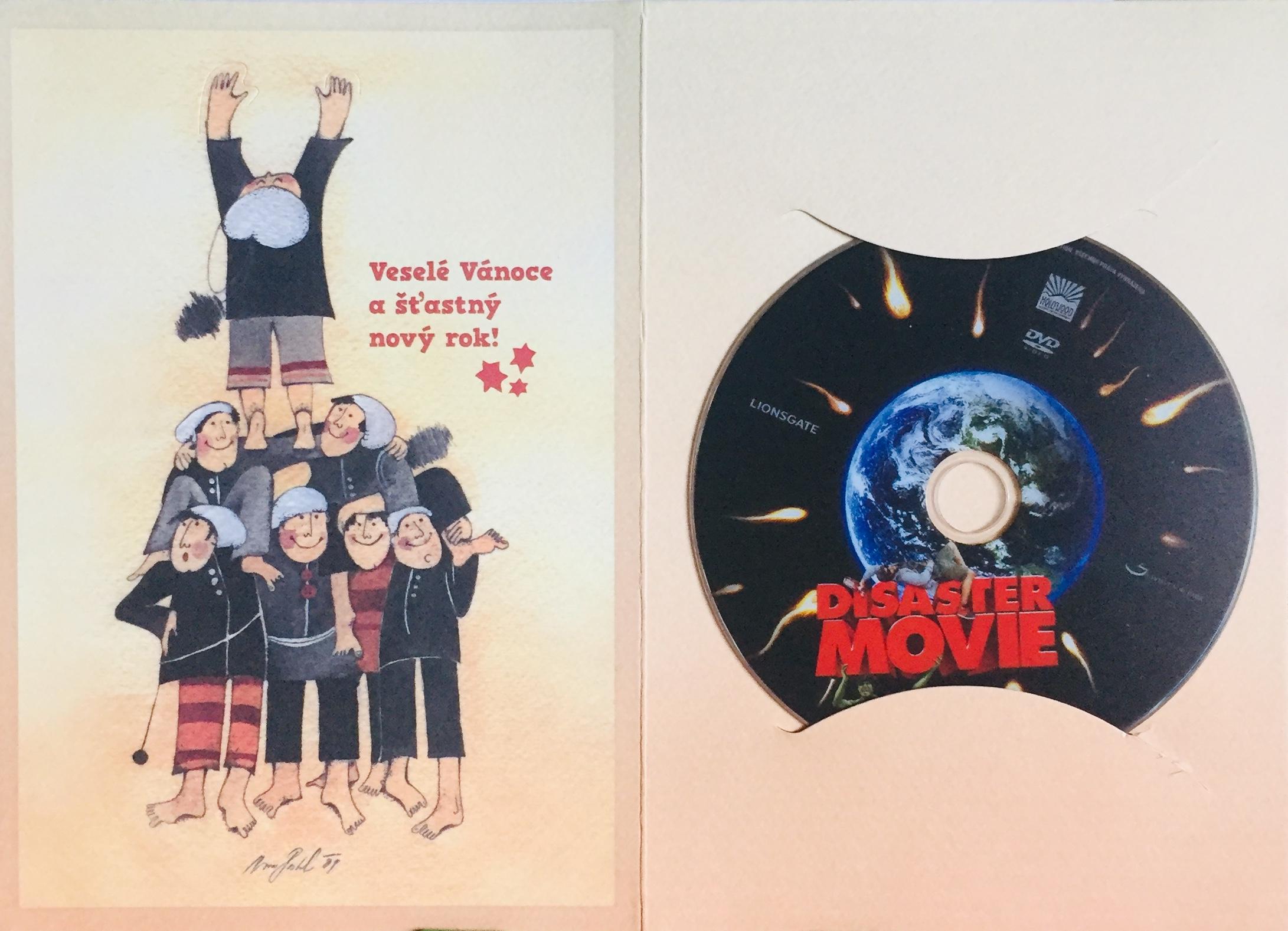 Disaster Movie - DVD /dárkový obal/