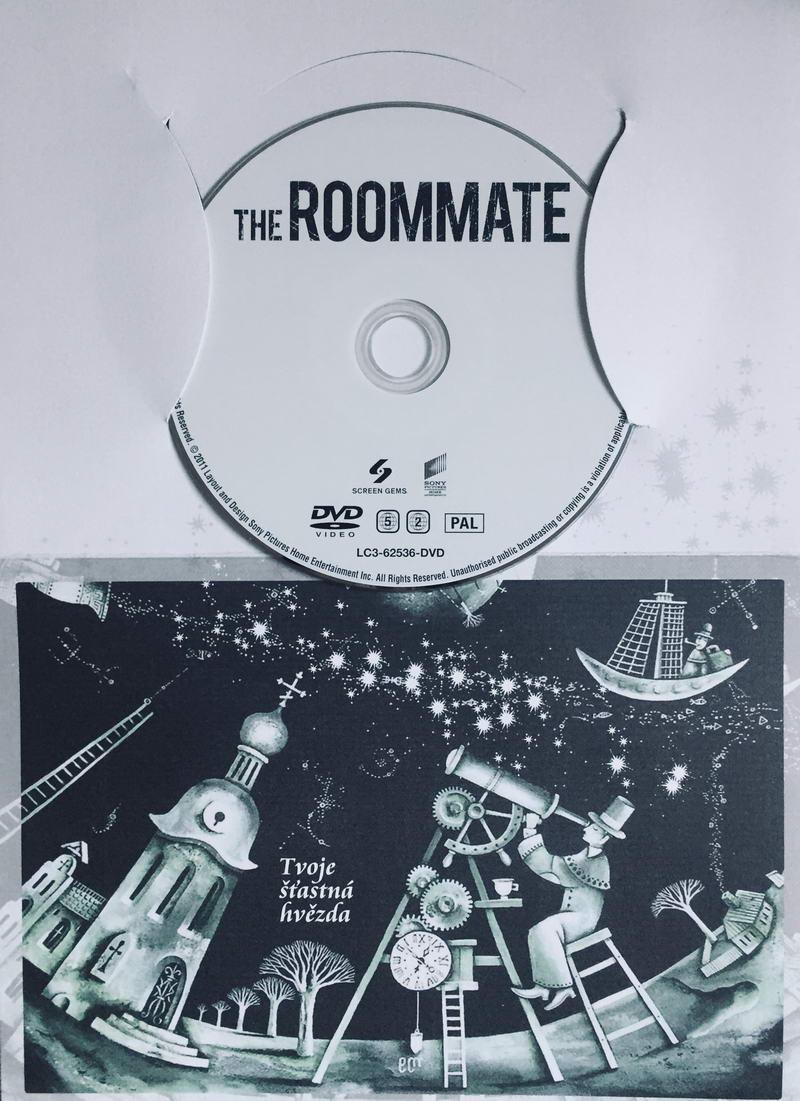 The Roommate / Spolubydlící - DVD /dárkový obal/
