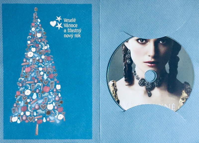 Vévodkyně - DVD /dárkový obal/