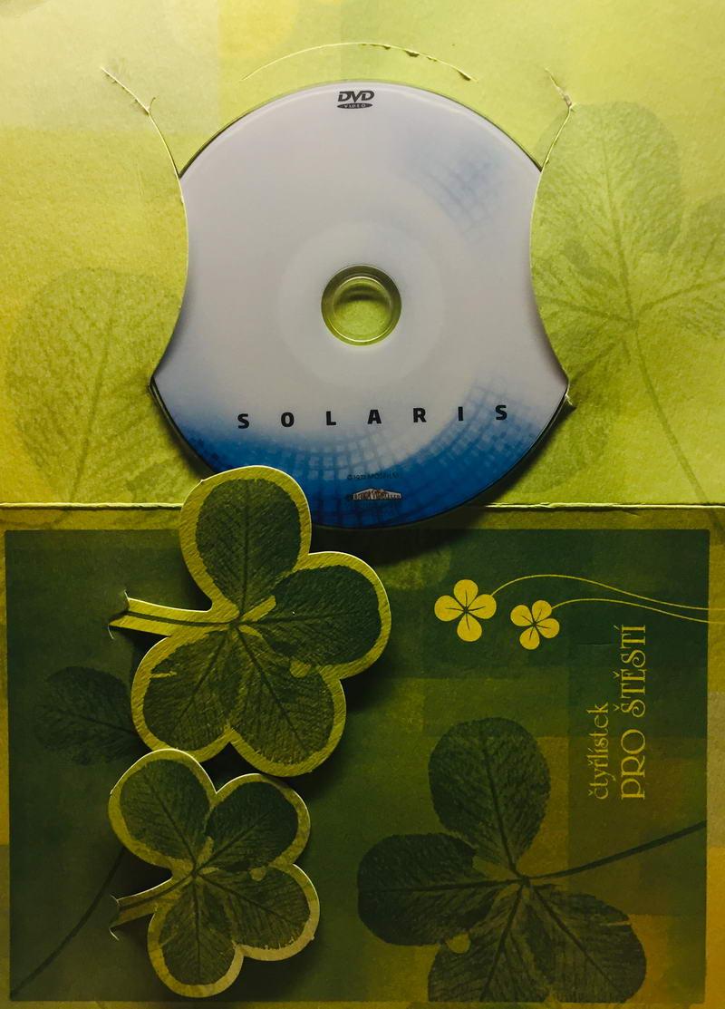 Solaris - DVD /dárkový obal/