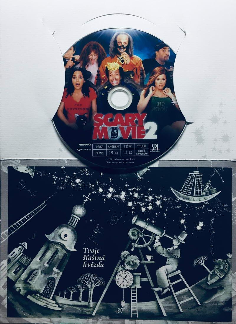 Scary Movie 2 - DVD /dárkový obal/