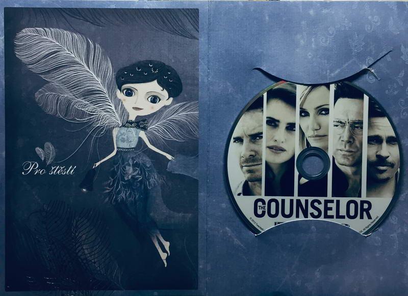 Counselor / Konzultant - DVD /dárkový obal/