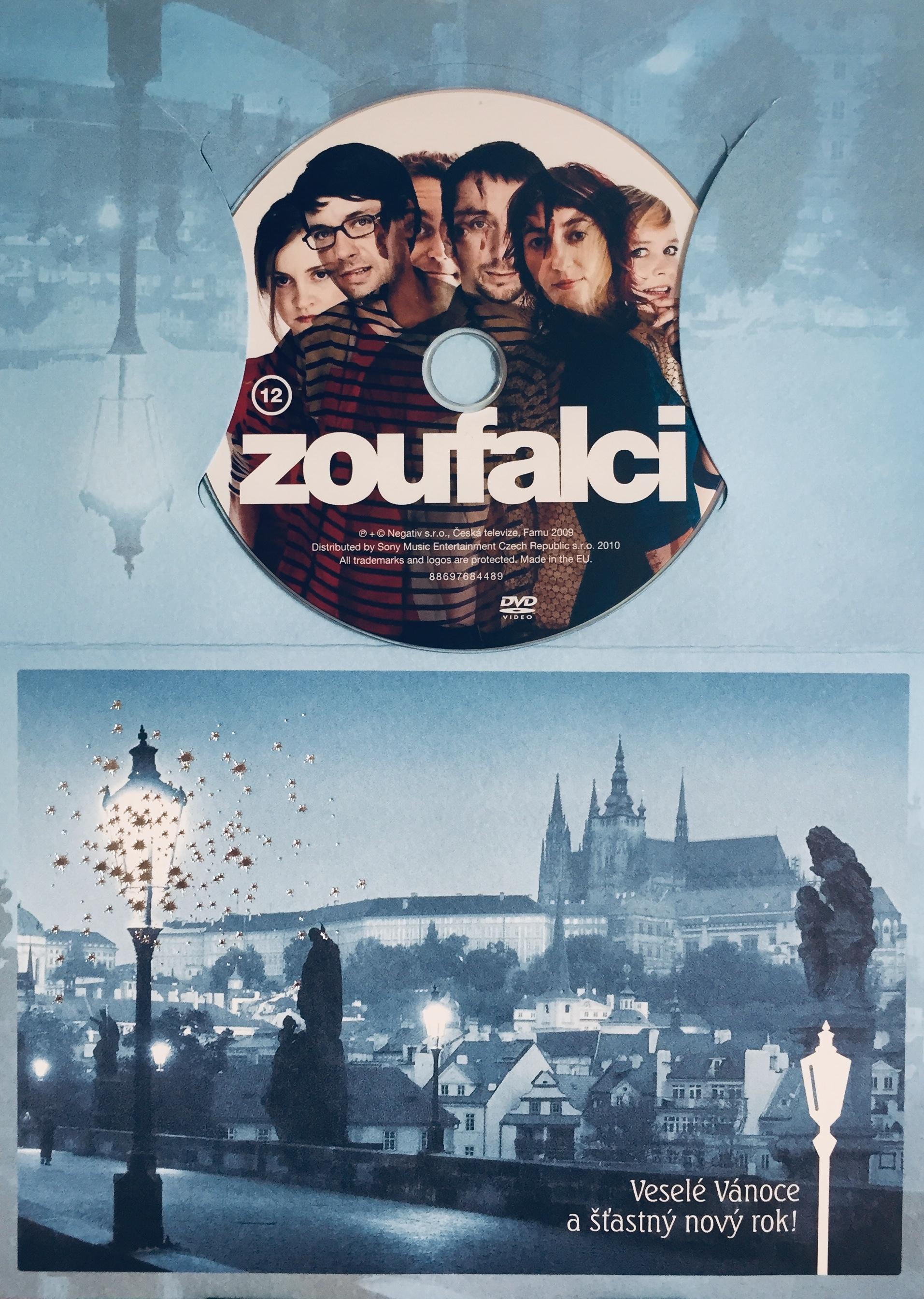 Zoufalci - DVD /dárkový obal/
