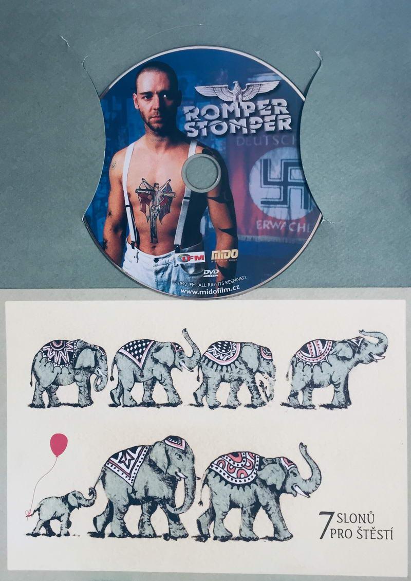 Romper Stomper - DVD /dárkový obal/