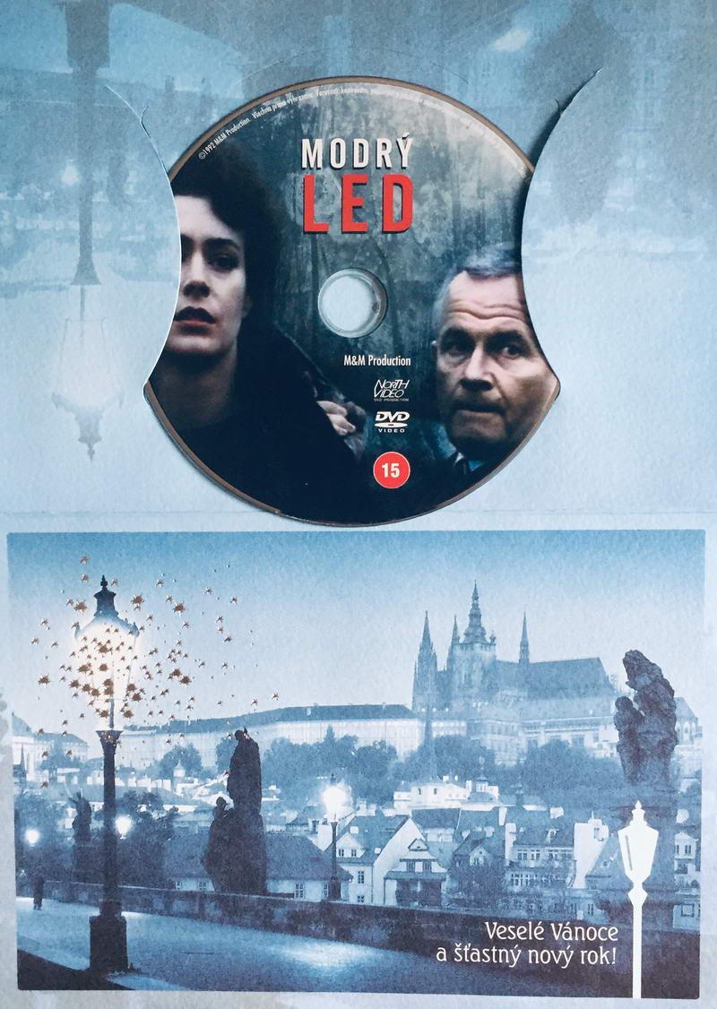 Modrý led - DVD /dárkový obal/