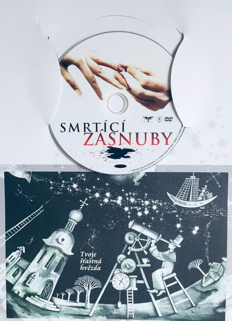 Smrtící zásnuby - DVD /dárkový obal/