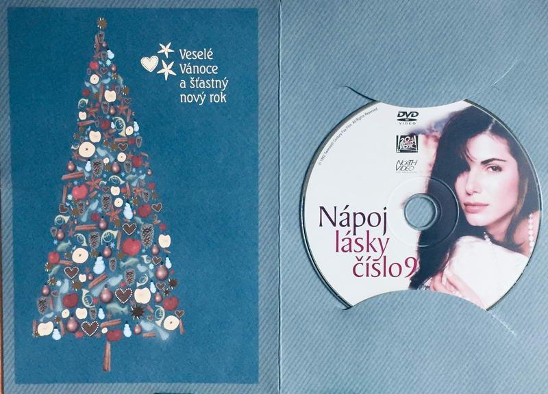 Nápoj lásky číslo 9 - DVD /dárkový obal/