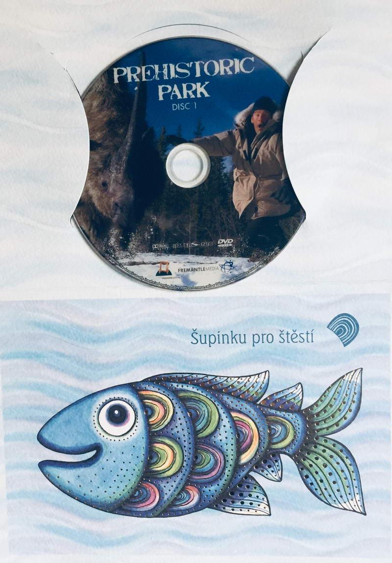 Prehistoric Park 1 - DVD /dárkový obal/