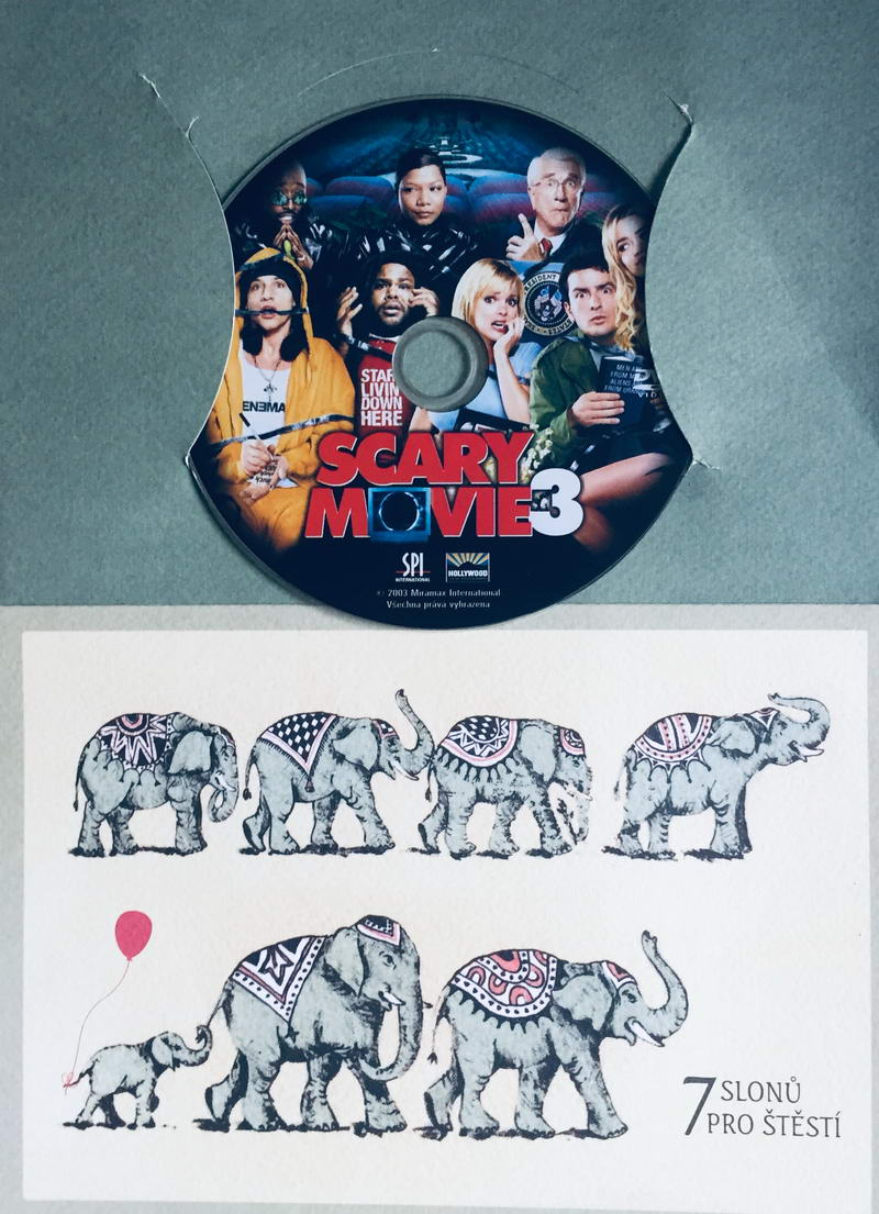 Scary Movie 3 - DVD /dárkový obal/