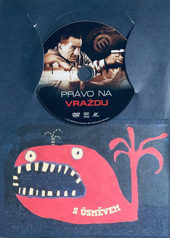 Právo na vraždu - DVD /dárkový obal/