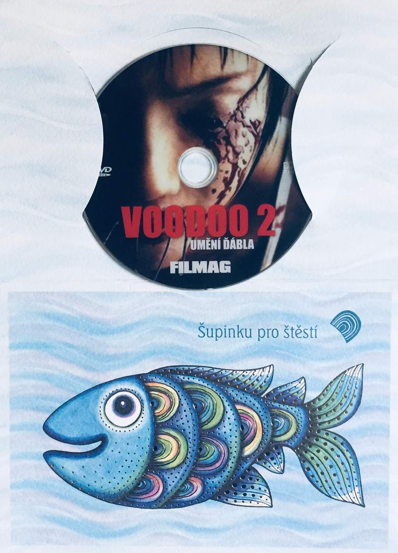 Voodoo 2 - Umění ďábla - DVD /dárkový obal/