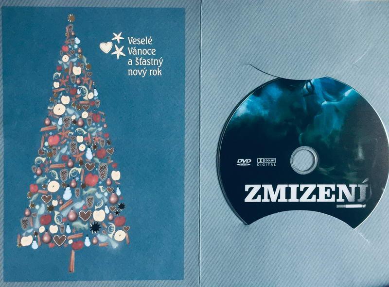 Zmizení - DVD /dárkový obal/