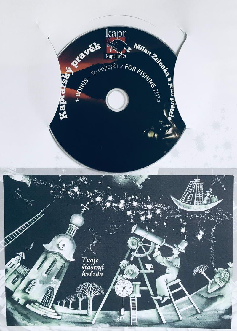 Kapr & kapří svět - Kaprařský pravěk - DVD /dárkový obal/