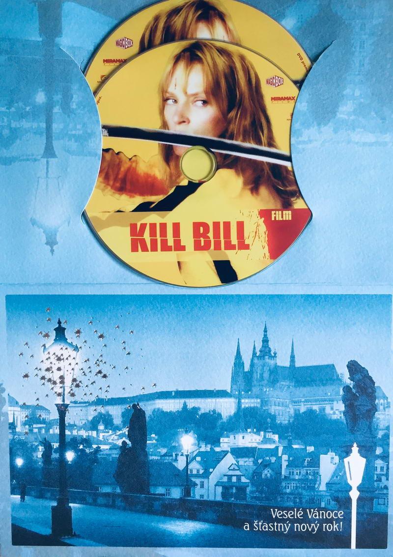 Kill Bill - 2xDVD /dárkový obal/