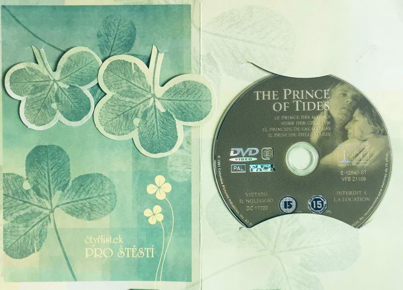 The Prince of Tides / Pan přílivu - DVD /dárkový obal/