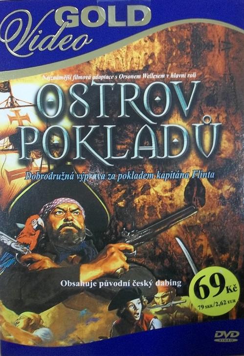 Ostrov pokladů - DVD