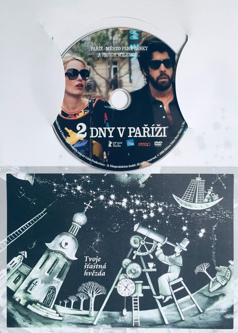 2 dny v Paříži - DVD /dárkový obal/