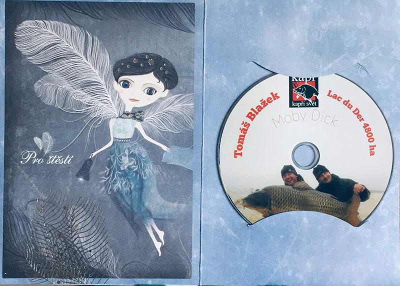 Kapr & kapří svět - Moby Dick - DVD /dárkový obal/