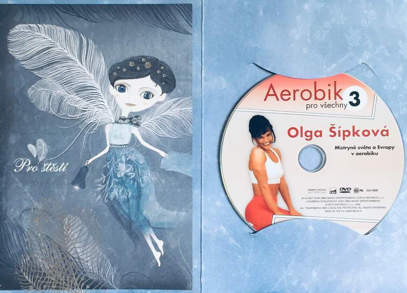 Aerobik pro všechny 3 - Olga Šípková  - DVD /dárkový obal/