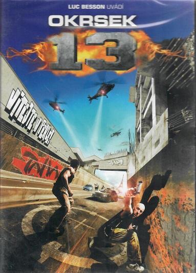 Okrsek 13 - DVD plast