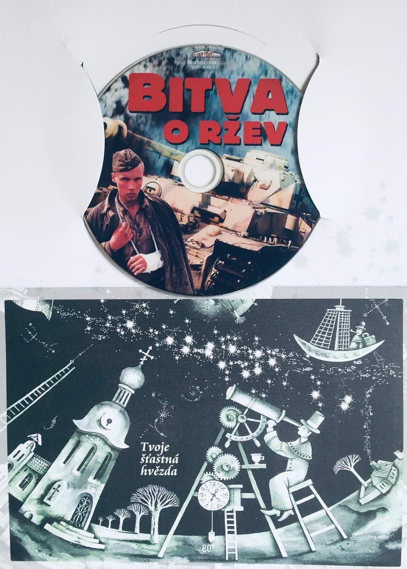 Bitva o Ržev  - DVD /dárkový obal/