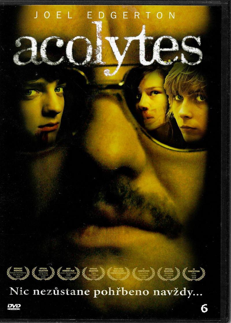 Acolytes - DVD slim