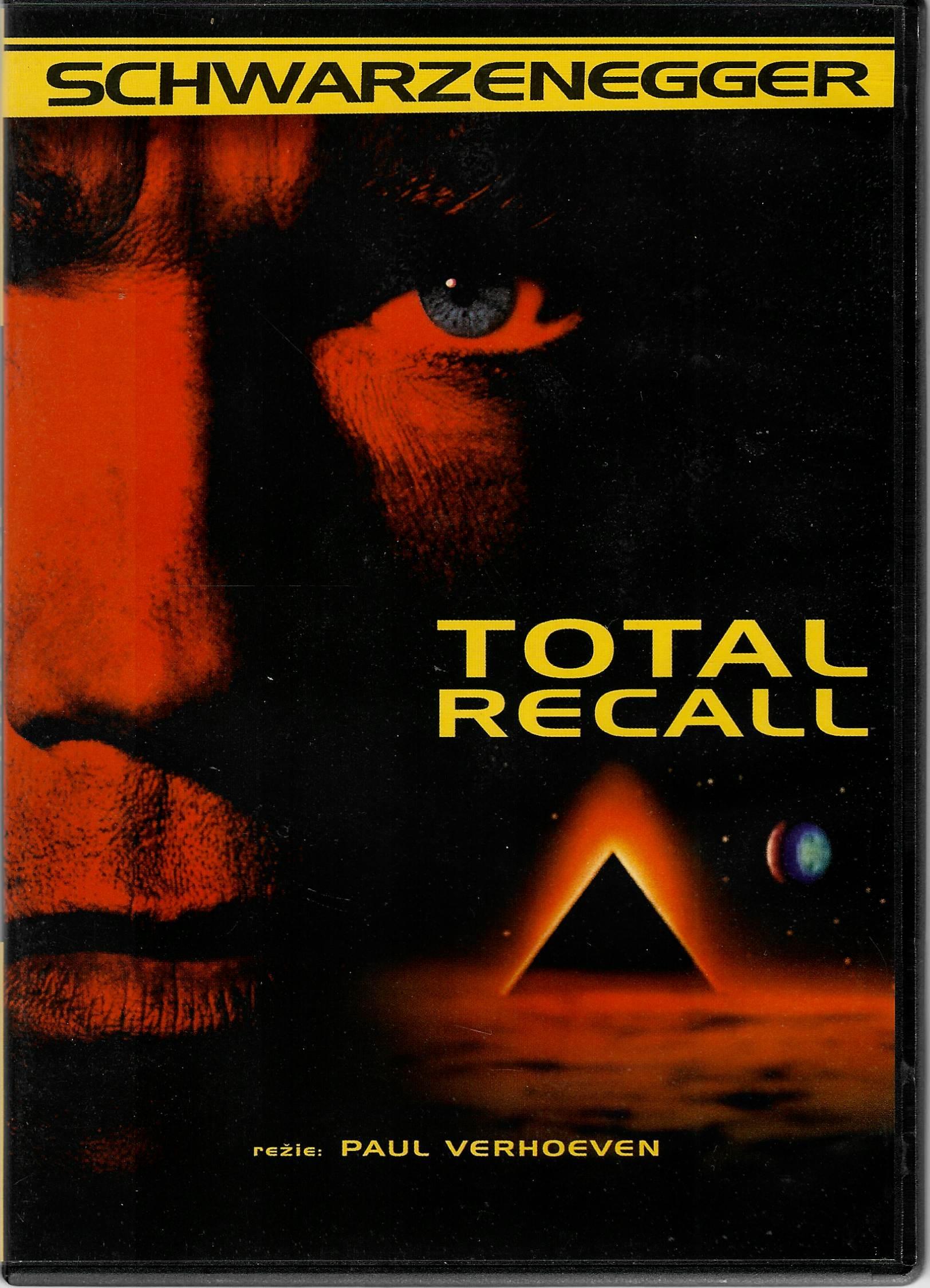 Total Recall - DVD slim