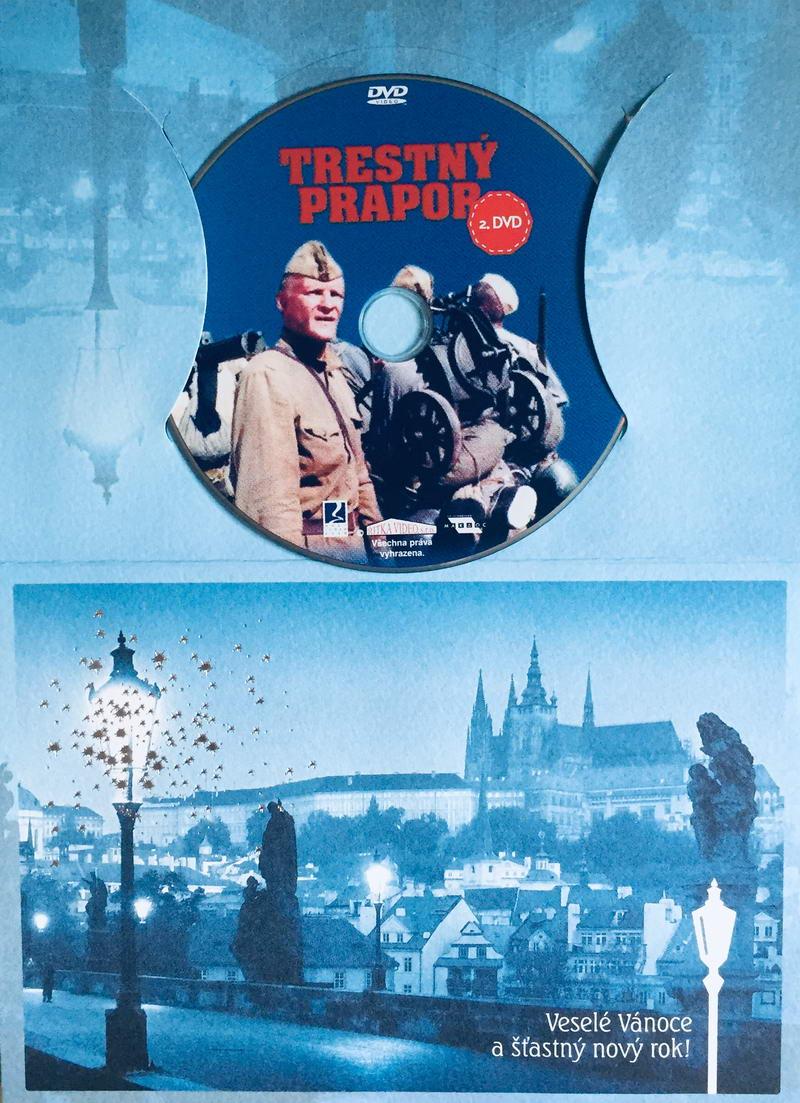 Trestný prapor 2 - DVD /dárkový obal/