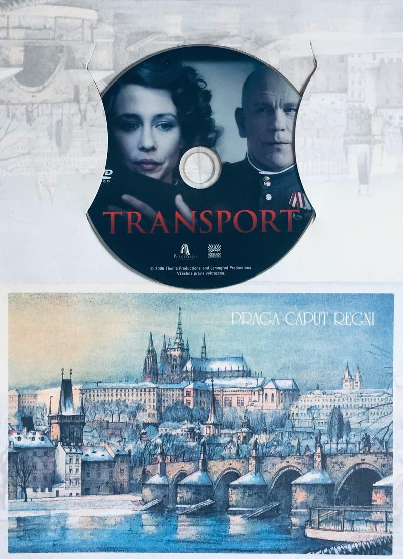 Transport - DVD /dárkový obal/