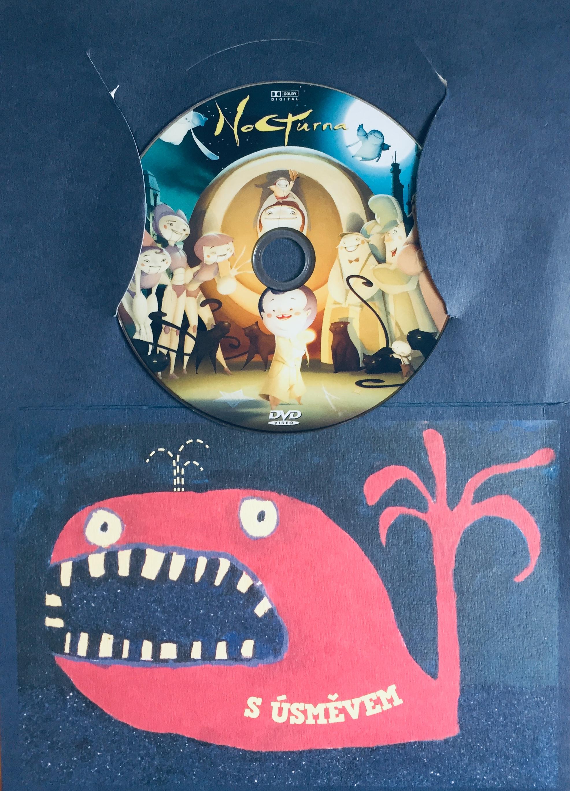 Nocturna / Ztracená hvězda - DVD /dárkový obal/