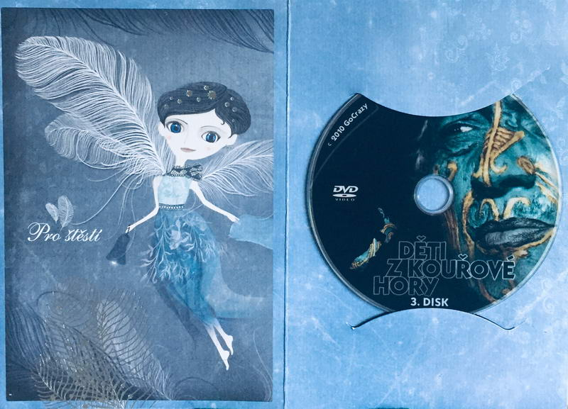 Děti z kouřové hory 3 - DVD /dárkový obal/