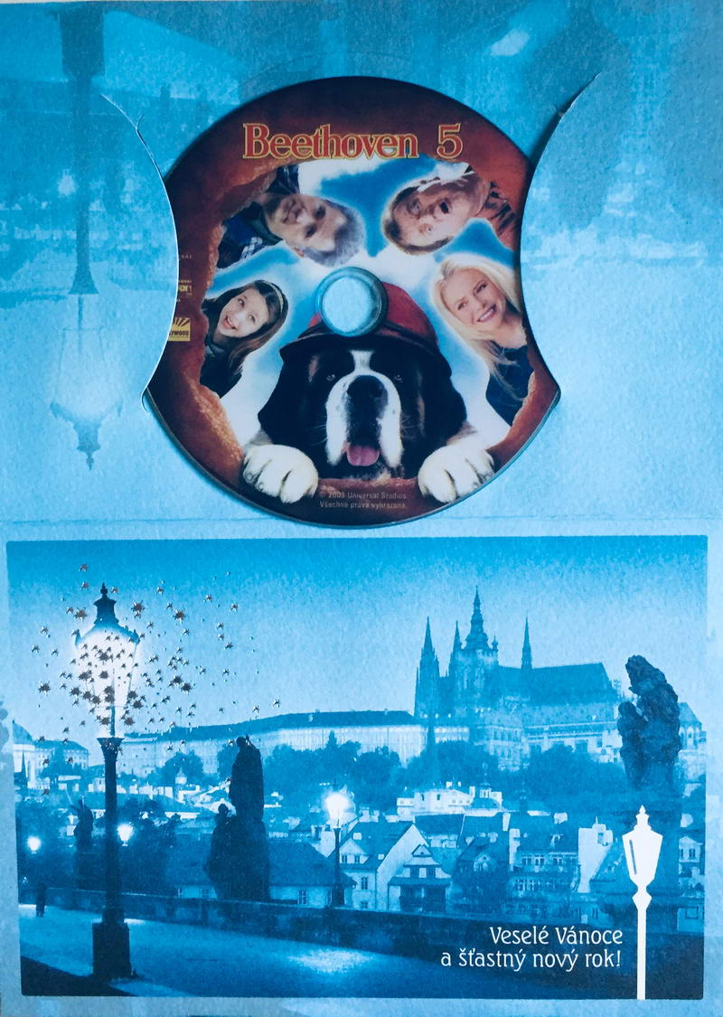 Beethoven 5 - DVD /dárkový obal/