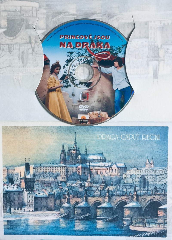 Princové jsou na draka - DVD /dárkový obal/