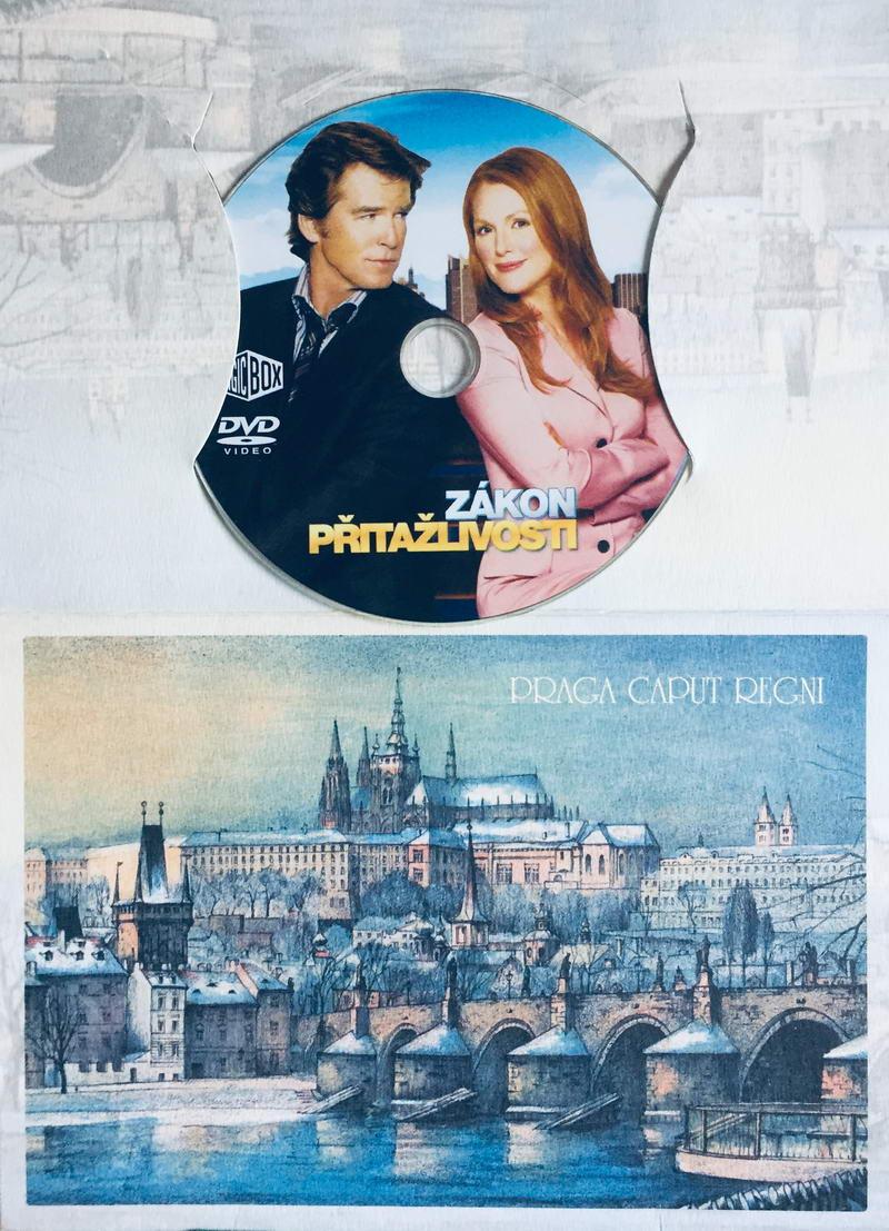 Zákon přitažlivosti - DVD /dárkový obal/