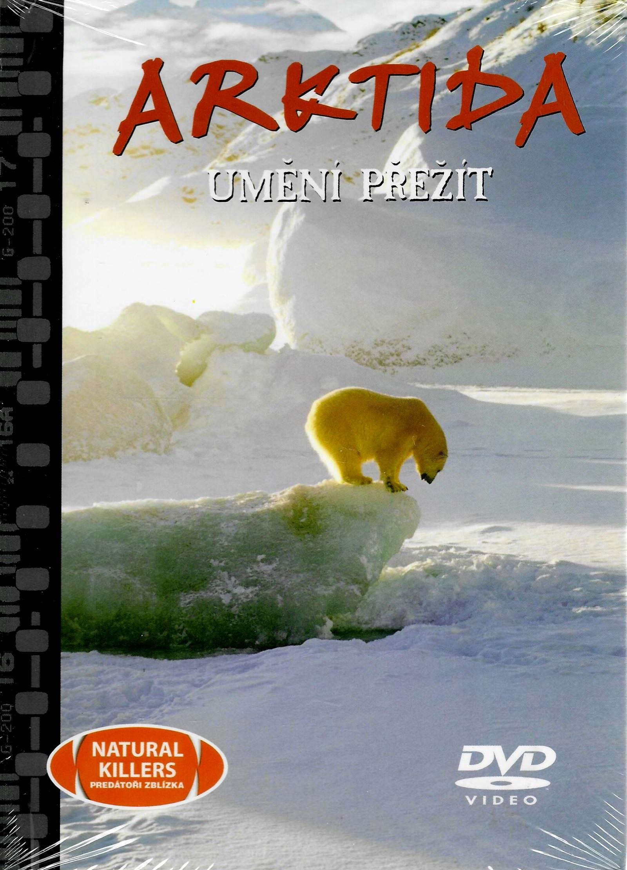 Arktida - Umění přežít - DVD + brožura