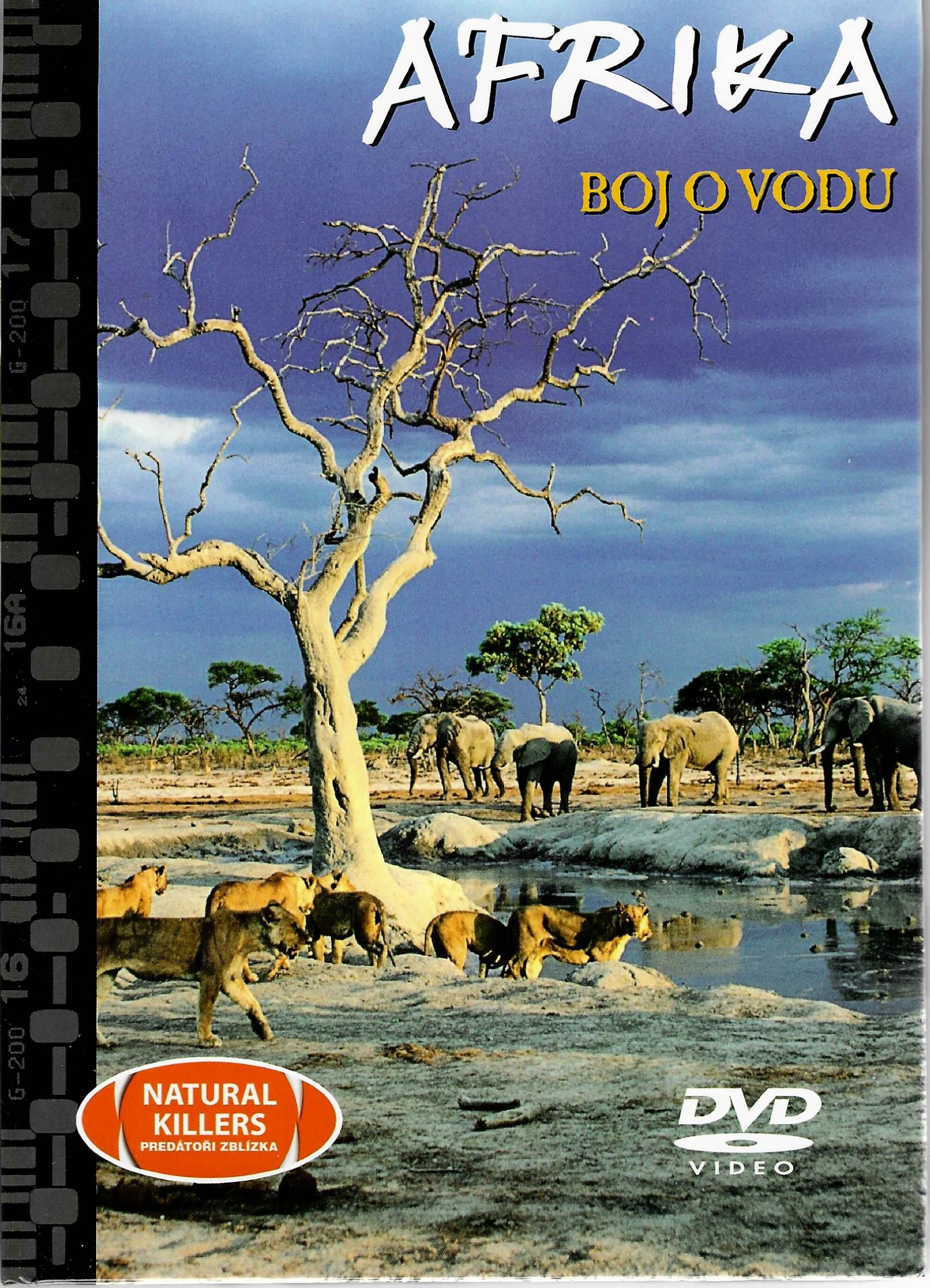 Afrika - Boj o vodu - DVD + brožura