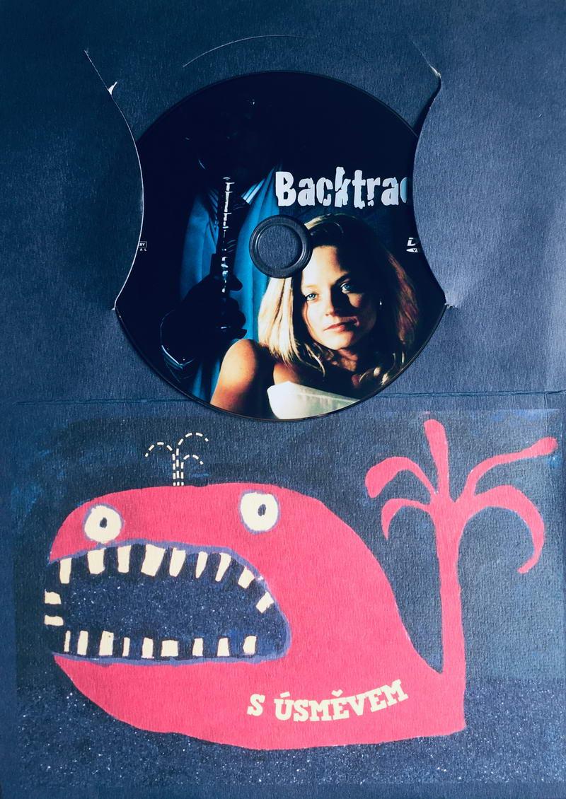 Backtrack / Hra s ohněm - DVD /dárkový obal/