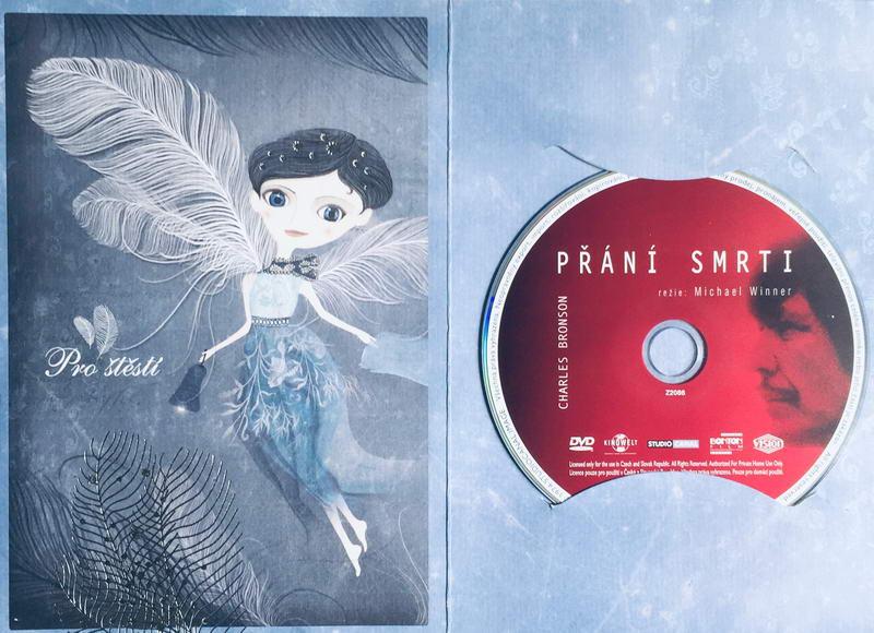 Přání smrti - DVD /dárkový obal/