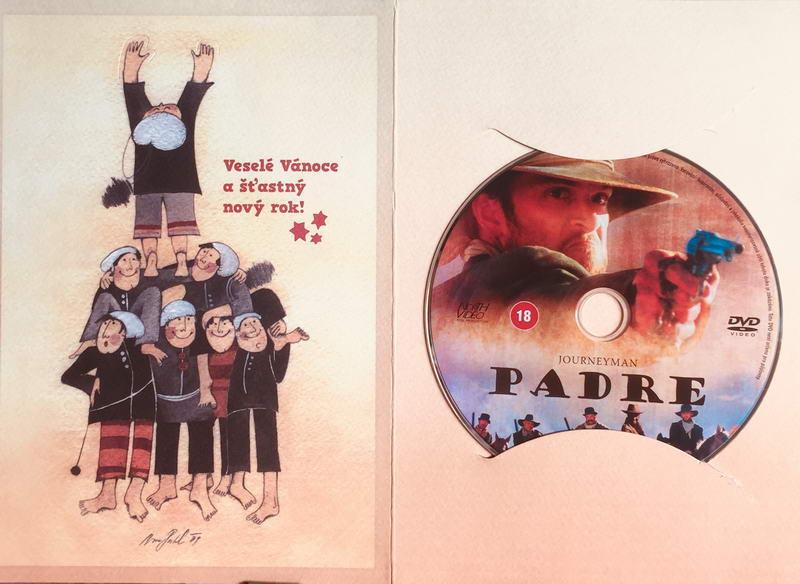 Padre - DVD /dárkový obal/
