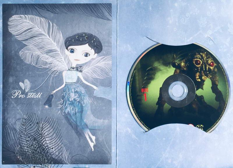 Moucha - DVD /dárkový obal/