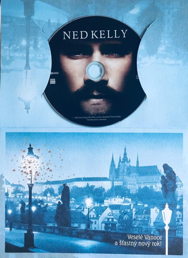 Ned Kelly - DVD /dárkový obal/