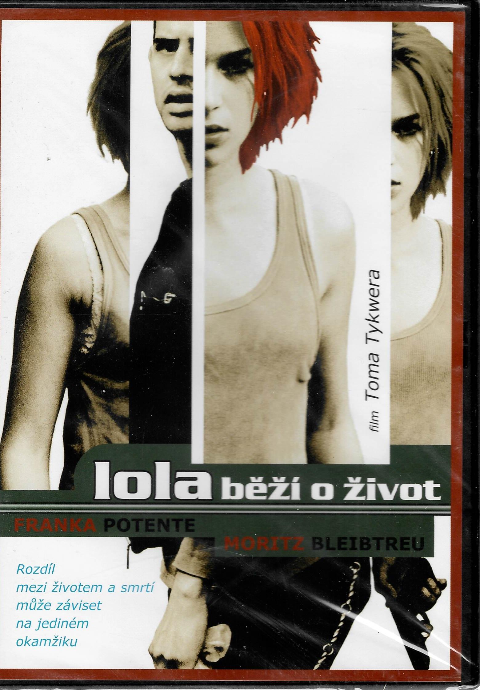 Lola běží o život - DVD plast/digipack